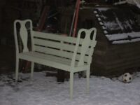 quirky garden patio seat