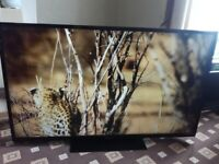 TECHWOOD 50 LED TV (50AO12SB)SMART/WIFI/MEDIA PLAYER/FREEVIEW HD/FULL HD 1080P