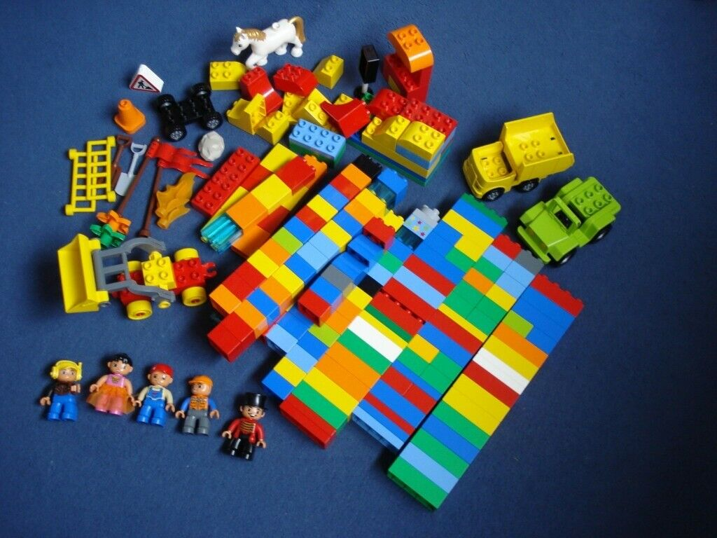 Mixed Box Of Duplo In South Queensferry Edinburgh Gumtree