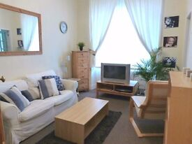 Attractive furnished 1 bedroomed flat on Blythswood Drive , Paisley