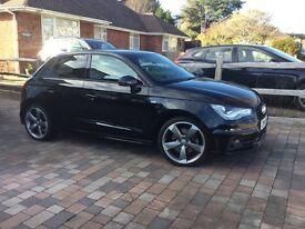 Audi A1 Black Edition, 2.0ltr TDI, Manual, immaculate