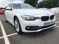 BMW 3 SERIES 2.0 330e PETROL SPORT HYBRID PLUG-IN 2016 SALOON AUTO 4dr NOT PRIUS MERCEDES AUDI