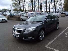 2011 11 VAUXHALL INSIGNIA 1.8 SRI 5D 138 BHP **** GUARANTEED FINANCE **** PART EX WELCOME ****