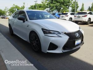 2016 Lexus GS F Luxury Package