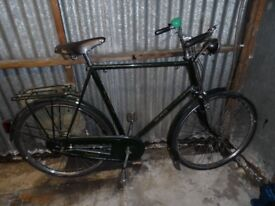 For Sale, Raleigh Superbe Gents Roadster cycle