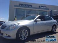 2011 Infiniti G37X *PURCHASE FOR $73.81 WEEKLY* AWD Leather Sunr