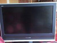 "Panasonic digital TX-26LXD70 26"" Widescreen Viera HD LCD Television"