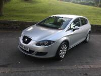 2006 seat Leon 1.9 tdi silver starts and drives