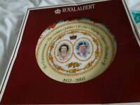 Royal royal albert plate