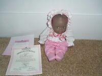 Ashton Drake Sweet Carnation collectible doll