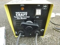ARC WELDER 45 AMP TO 145 AMP AS NEW CONDITION