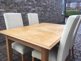 Extending dining table (M&S)