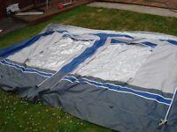 caravan full awning size 750/775