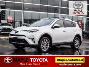 2018 Toyota RAV4 Rav4 Limited Demo