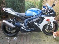 Suzuki GSXR 750 L1 Best available!