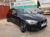 BMW 1 Series 2.0 125i M Sport Sports Hatch 3dr Petrol Manual (start/stop) (154 g/km, 218 bhp)£11,995