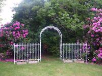 Hand made, Garden arch