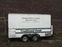 Catering Van/Takeaway Van/Burger Van