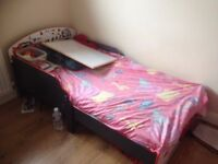 Kids Bed and Mattress for sale - £50 each