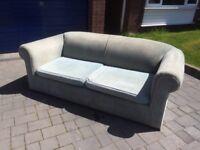 3 seater Sofa Bed Classic Design
