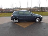 Vauxhall Astra 1.6 5 door , blue , 1 years mot. £1100 ono