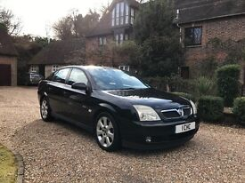 VAUXHALL VECTRA 2005 | AUTOMATIC | 12 MONTHS WARRANTY | LONG MOT | LEATHER