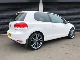 2012 VOLKSWAGEN GOLF 1.6 TDI 105 MATCH *3 DOOR* NOT POLO AUDI A3 A4 MINI A1 SEAT LEON IBIZA CIVIC C4