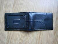 Mens or Womens Genune Leather Wallet Brown