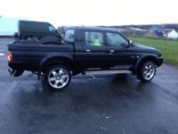 "multi fit 18"" 4x4 wheels with new tyres in vgc. set of 4."