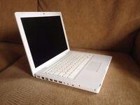 """Apple MacBook 2008 2.4GHz 13.3"""" Laptop"""