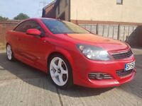 2006 Astra Twintop Convertible Irmscher 2.0 Turbo