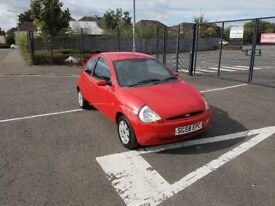 2008 Ford Ka Style Climate 1.3 Petrol 3 Door - 39005 Miles - MOT March 2018 - 1 Owner - Service H