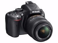 NIKON DSLR D5000 GREAT CONDITION!
