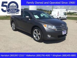 2012 Toyota Venza AWD | One Owner | Accident Free | Trailer Hitc