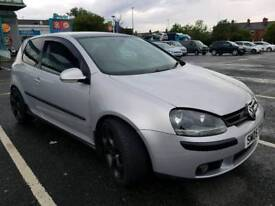 Vw Golf 4motion 2005 gttdi 6 speed