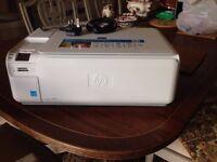 HP PHOTOSMART C4480 PRINTER SCANNER CHEAPER THAN A SET OF INK CARTRIDGES