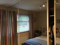 Sliding mirror wardrobe doors ..3. X 4 ft by 8 ft