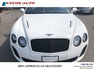 2011 Bentley Continental Supersports Supersports