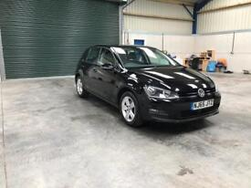 2016 vw golf match 1.6 tdi bluemotion tec 1 owner pristine fsh guaranteed cheapest in country