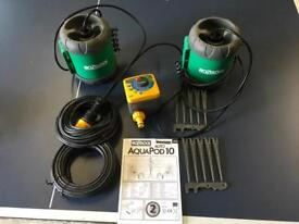 Hozelock Aquapod 10 auto watering system