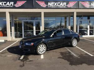 2014 Audi A4 2.0T AUT0 LEATHER SUNROOF 97K