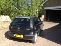 2006 Vauxhall Corsa SXI+ 1.2 Twinport Spares or Repair