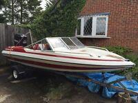 Glastron spirit 155 (James bond speed boat)