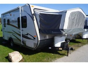 2013 Jayco Jay Feather ULX17Z HYBRID -