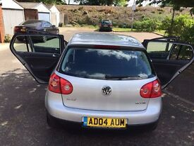 2004 Volkswagen Golf 1.6 FSI S 5dr Full Service History HPI Clear @07445775115@ 07725982426@