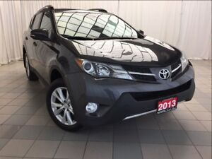 2013 Toyota RAV4 AWD Limited Technology Package *Loaded*