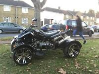 Jinling 300cc auto quad