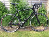 Ribble sportive Full Carbon road bike. 56cm