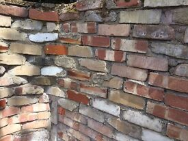 Hard core for foundations - Old London bricks idea for builders