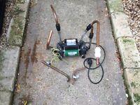 Salamander Shower Pump